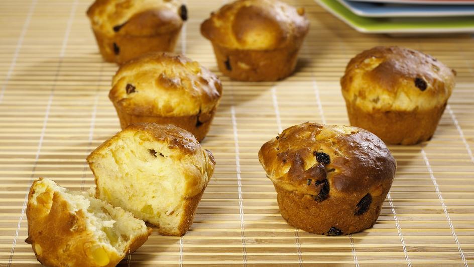 Panettone-Muffins