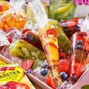 Galaretkowe woreczki z owocami