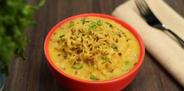 Cumin Dal Shorba with Lemon MAGGI Noodles Recipe