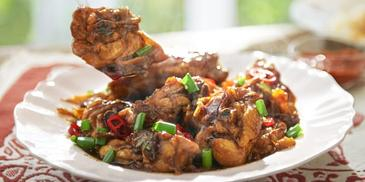 Ayam Halia 20 Minit