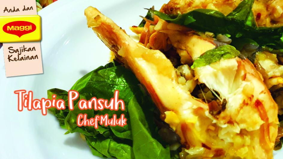 Tilapia Pansuh Chef Muluk