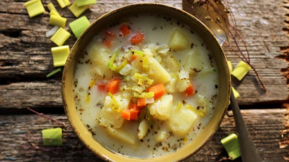 Szybka zupa z niczego