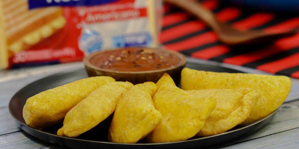 Empanadas con Jamón y Queso