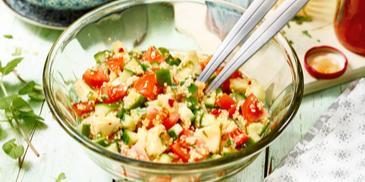 "Couscous-Salat ""Asia"""