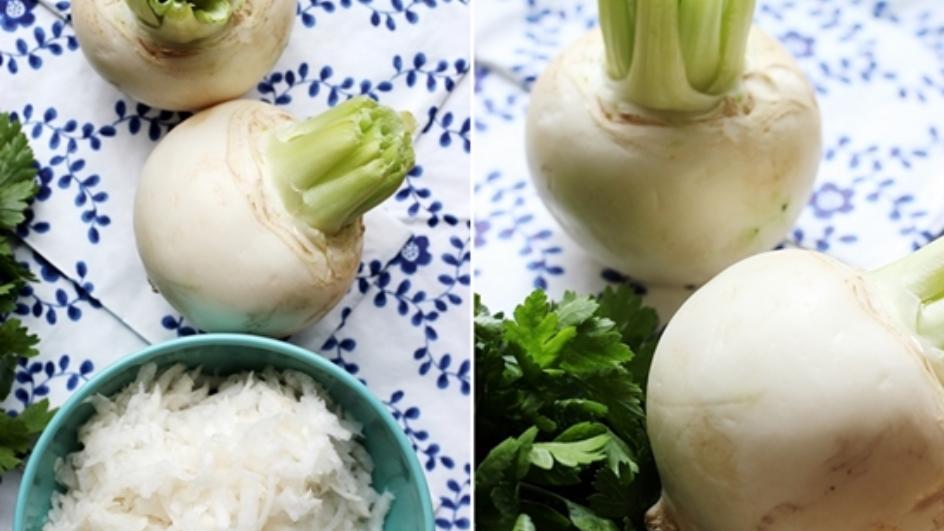 Zupa z rzepki białej