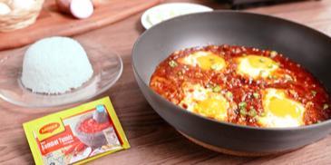 Sambal Tumis Egg