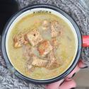 Zupa na wynos – zimowa jarzynowa z grzaneczkami