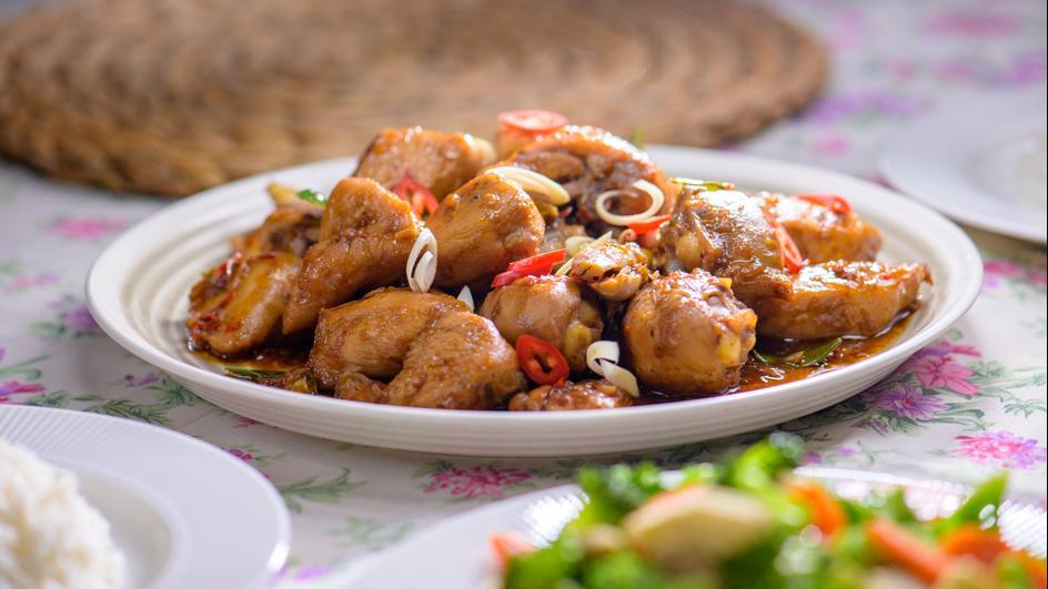 Ayam Masak Serai
