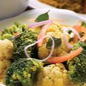 Cauliflower & Broccoli Curry