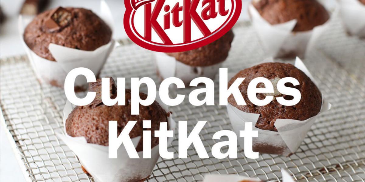 Cupcakes KitKat