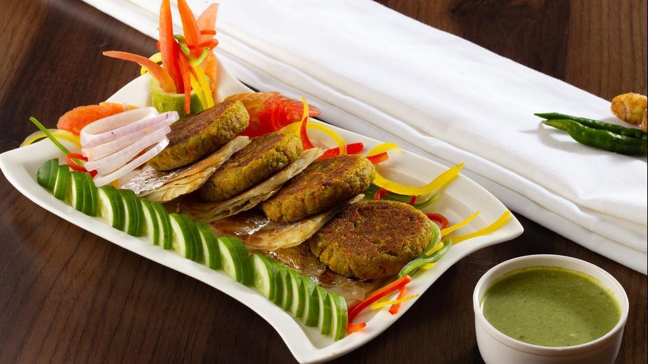 Soya Shammi Kababs Recipe