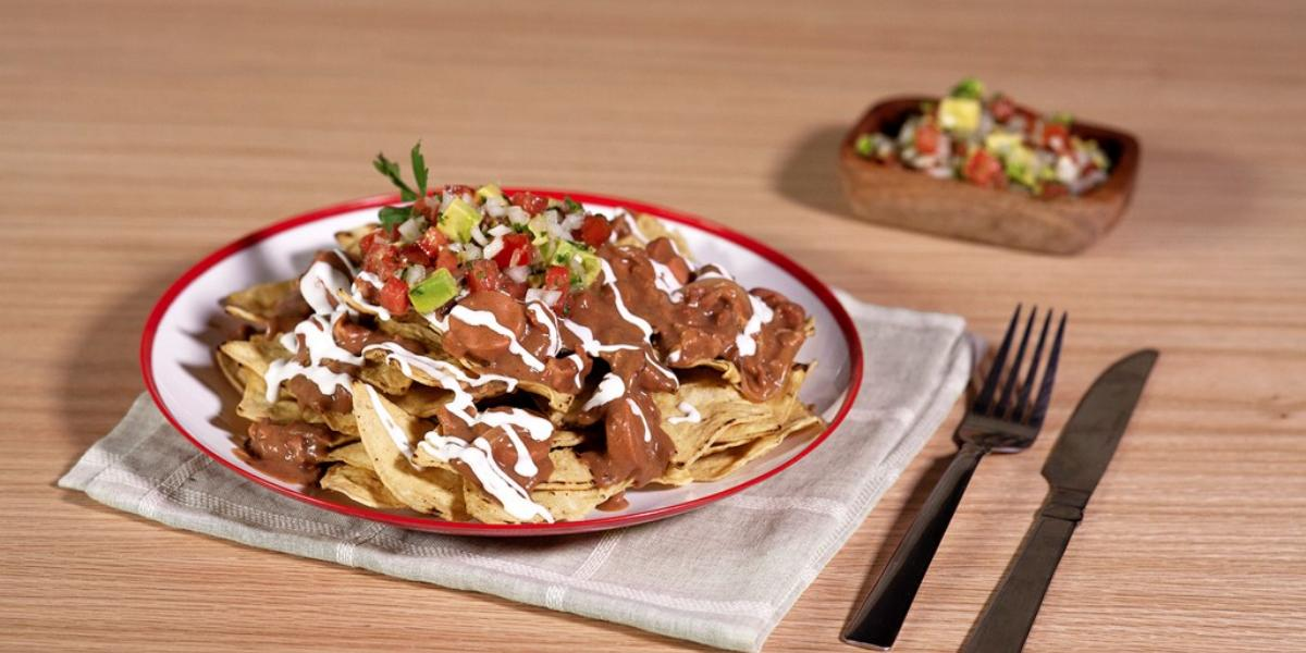 Chilaquiles charros