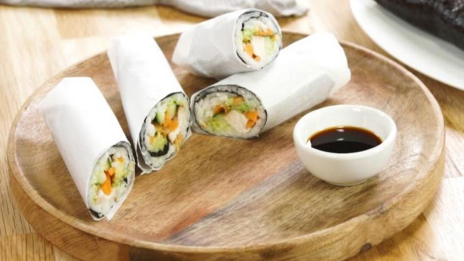 Sushi-Burrito