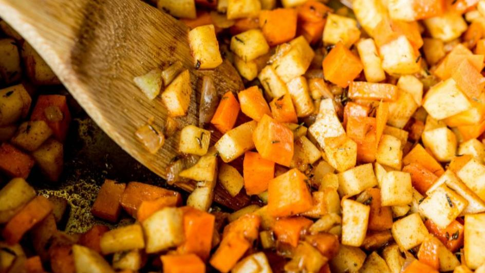 Zupa ogonowa na ostatki