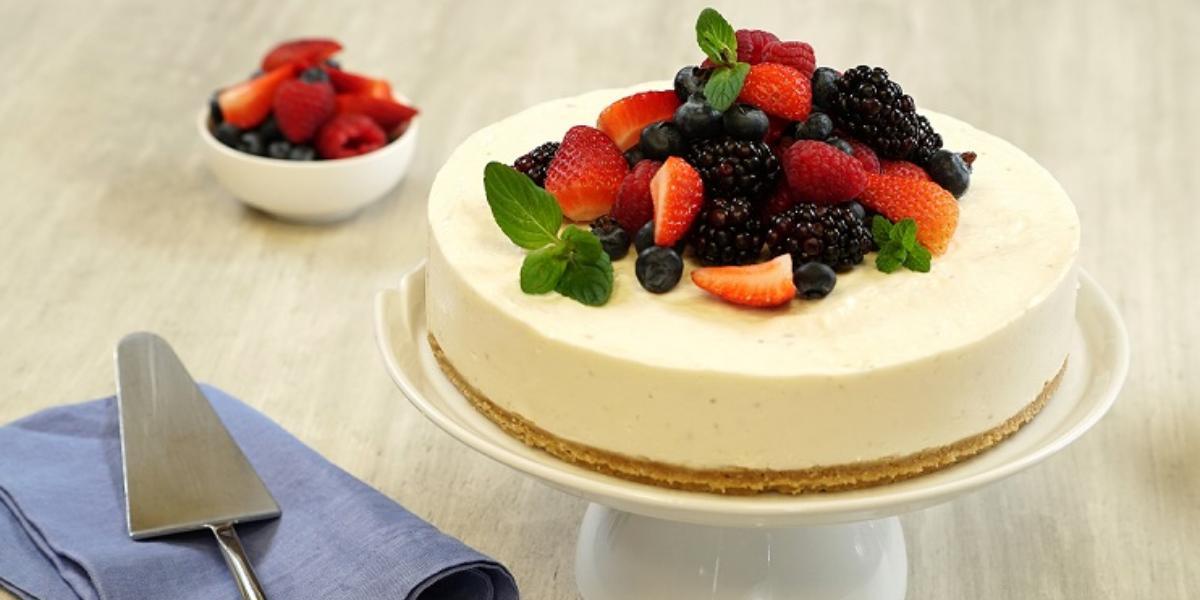 Cheesecake Sin Horno Recetas Nestlé