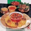 Libyan Lamb Couscous