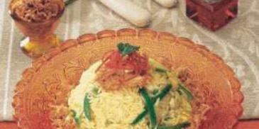 Arabic Style White Rice