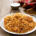 Saudi Chicken Biryani