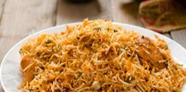 Saudi Chicken Biryani
