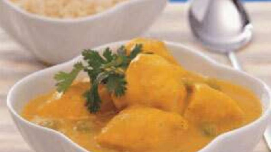 Chicken Curry French Style