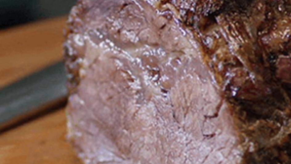 Herbed Prime Rib Roast