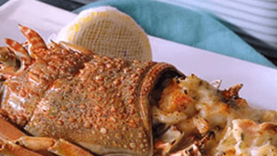 Creamy Lobster Bake