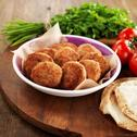 Lamb and Potato Cutlets