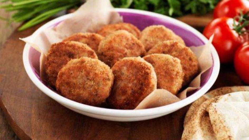Lamb and Potato Cutlets