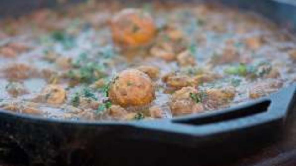 Khaleeji Shrimp Stew