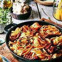 Steak & Mushroom Pasta
