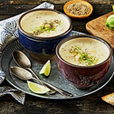Creamy Chicken & Oats Soup