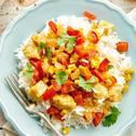 Ryż z kurczakiem curry