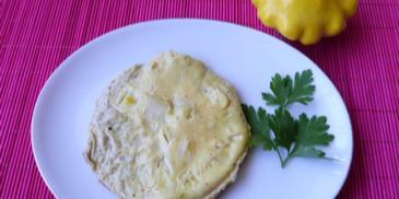 Omlet z patisonem