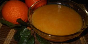 Sos pomarańczowy