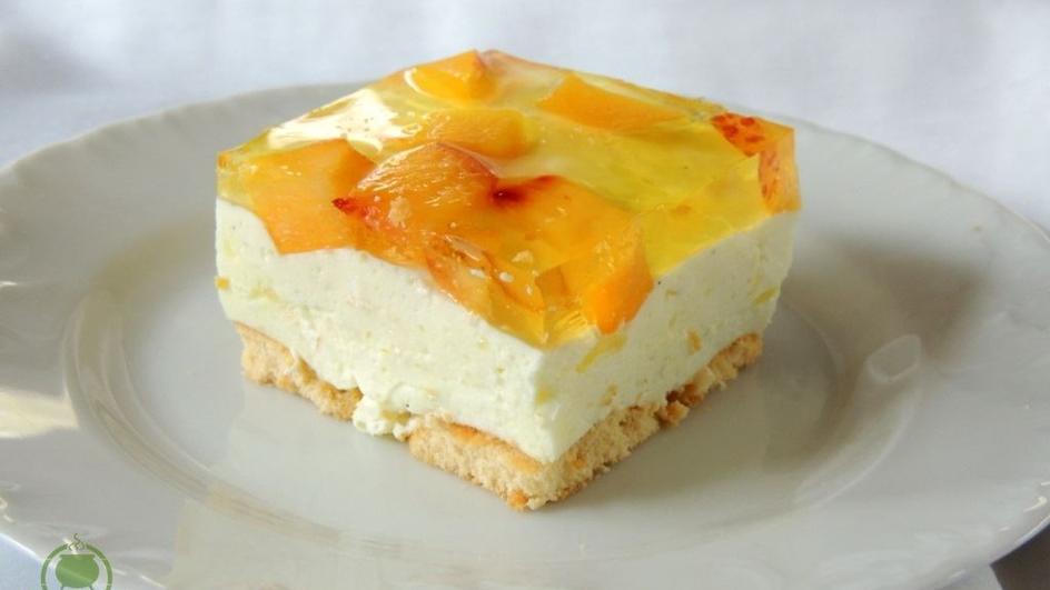 Cytrynowe ciasto bez pieczenia