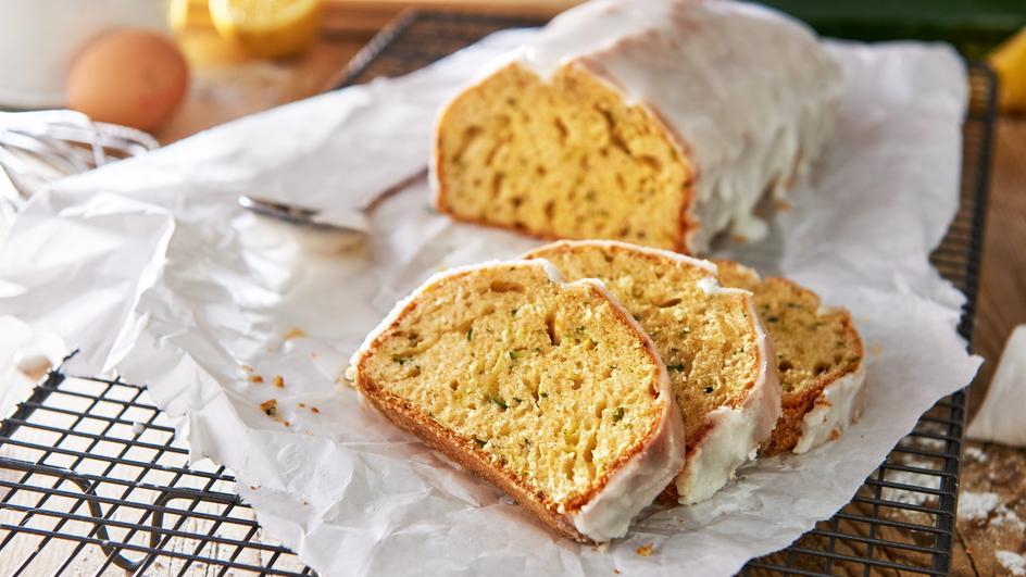 Ciasto cytrynowe z cukinią