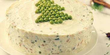 Tort sałatkowy