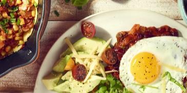 Jajka farmerskie z sosem bolońskim WINIARY