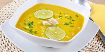 Zupa aromatyczna curry