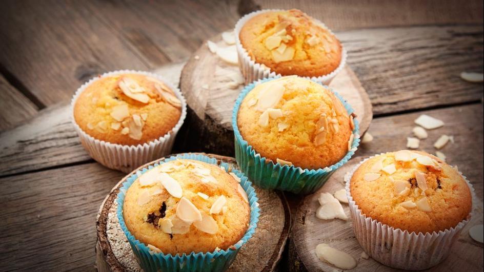 Muffiny - babeczki