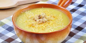 Zupa serowa zapiekana