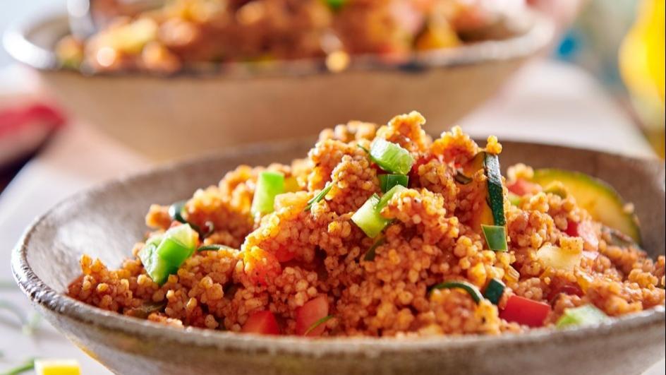 Couscous marocan cu vita