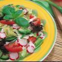 Sałatka majowa