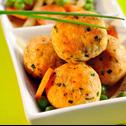 Klopsiki w sosie warzywnym