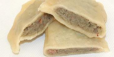 Pierogi podlaskie (z ziemniakami i boczkiem)