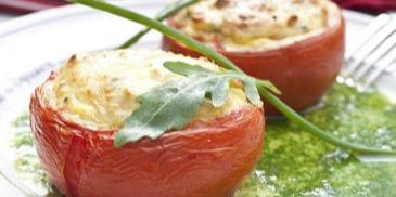Pomidory z Grilla