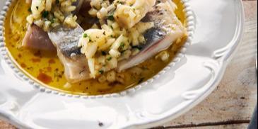 Filety śledziowe w oliwie