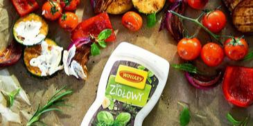Warzywa grillowane