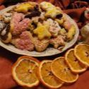 Ciasteczka z foremek