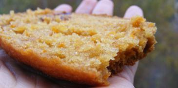 Ciasto marchewkowe z wypiekacza do chleba